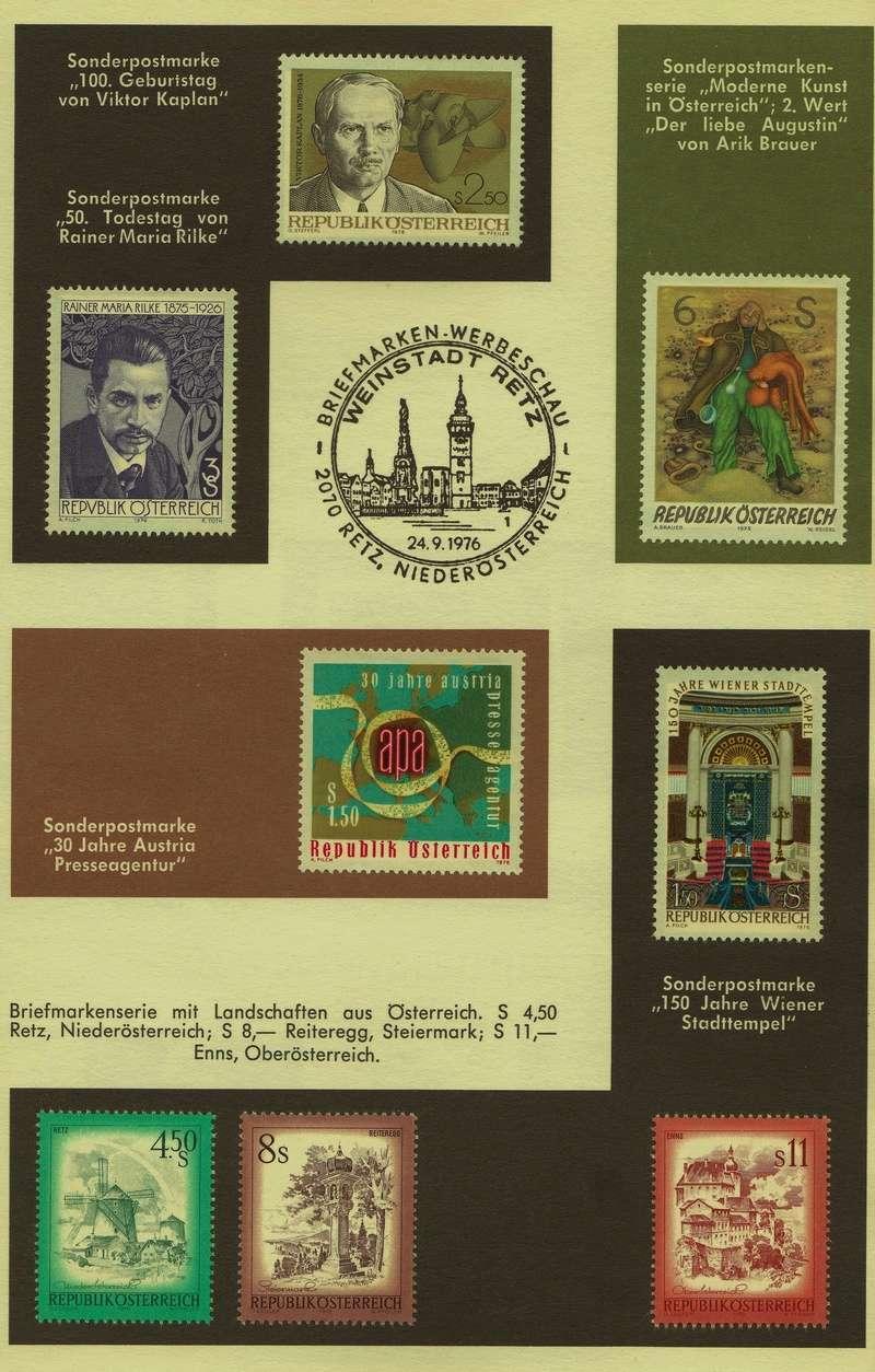 """""""Jahreszusammenstellung"""" 1971 - 1983 1976_s10"""