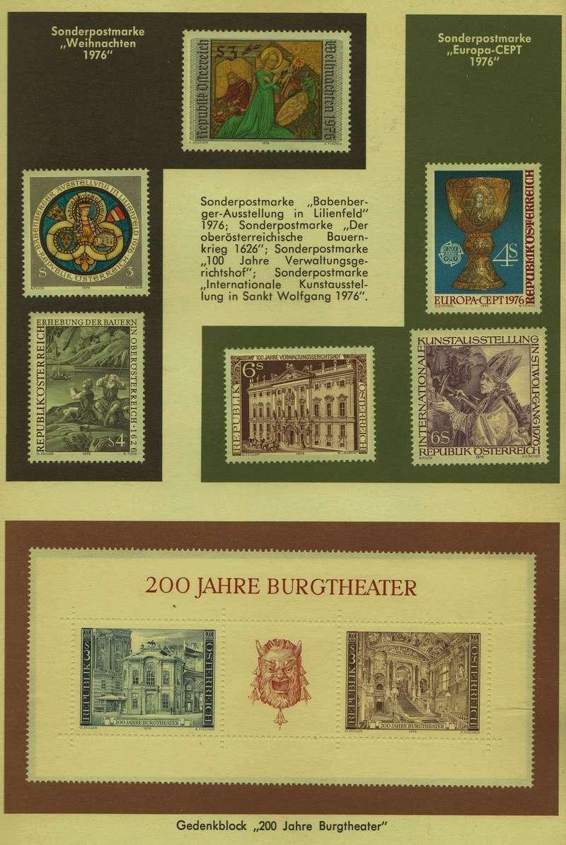 """""""Jahreszusammenstellung"""" 1971 - 1983 1976_s12"""