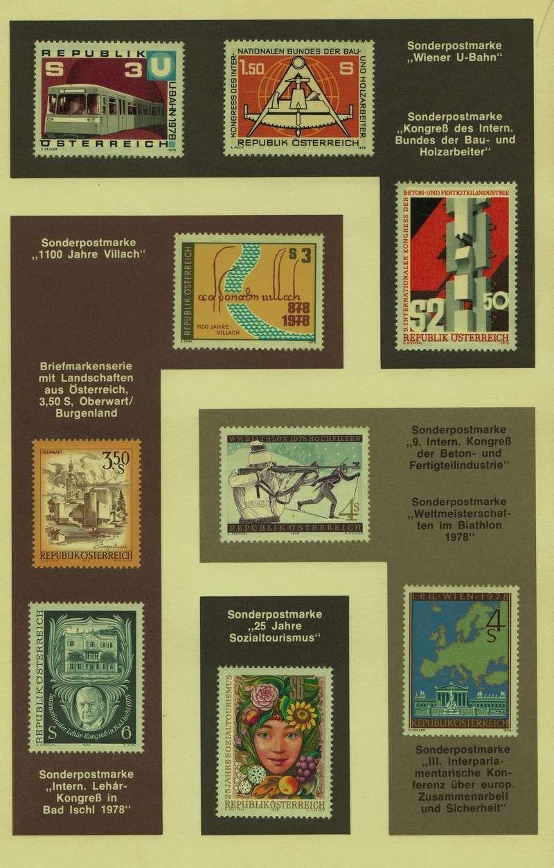 """""""Jahreszusammenstellung"""" 1971 - 1983 1978_s12"""