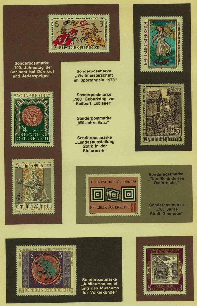 """""""Jahreszusammenstellung"""" 1971 - 1983 1978_s13"""