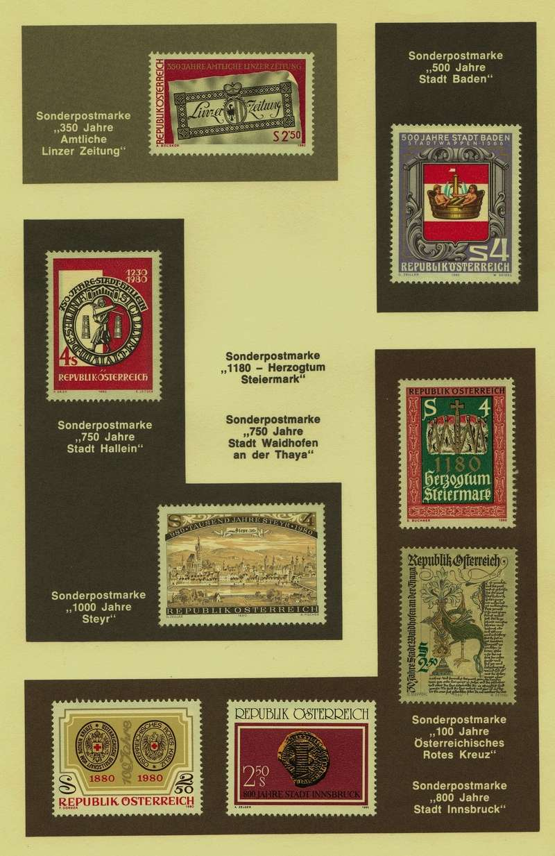 """""""Jahreszusammenstellung"""" 1971 - 1983 1980_s10"""