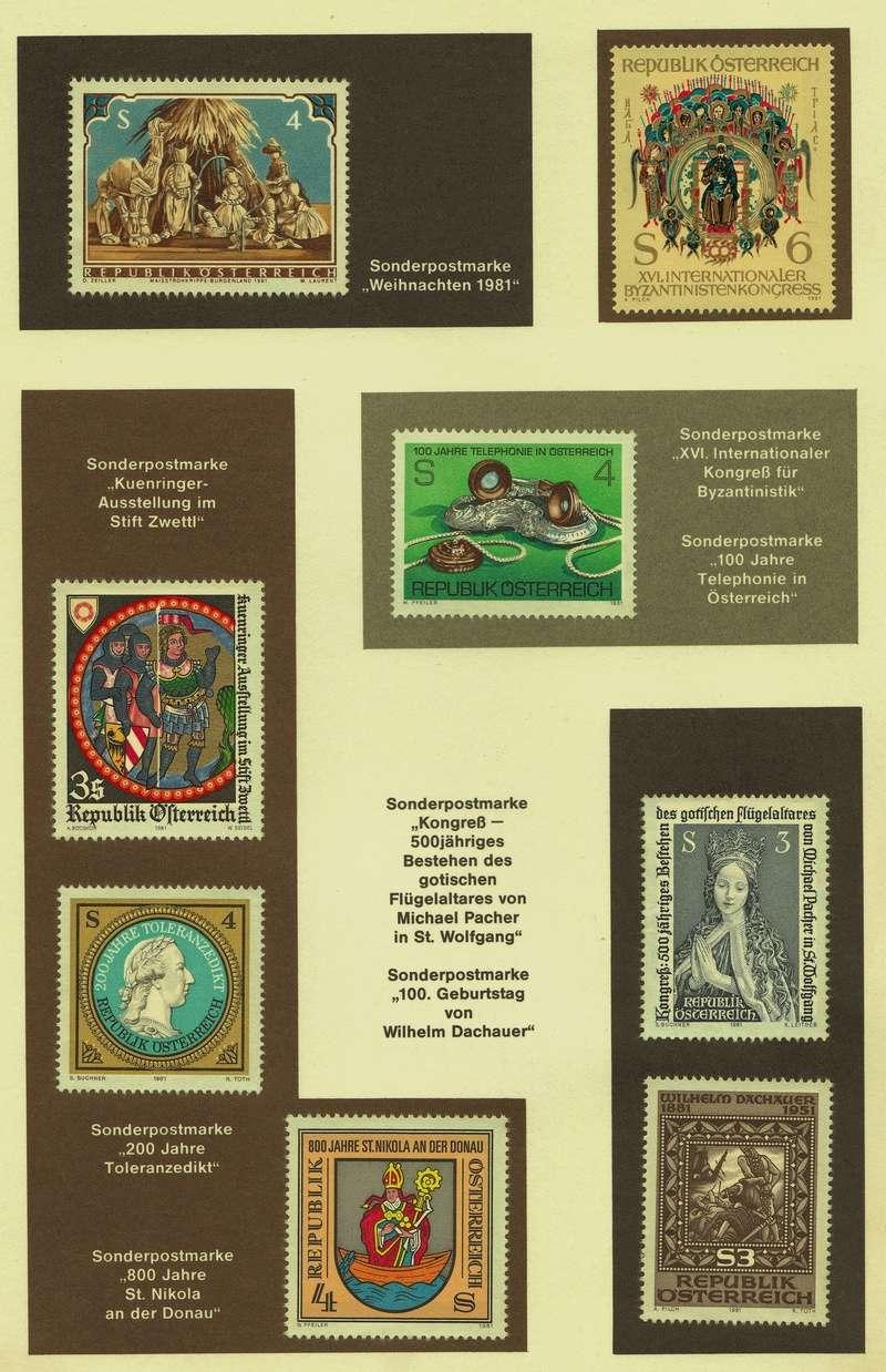 """""""Jahreszusammenstellung"""" 1971 - 1983 1981_s11"""