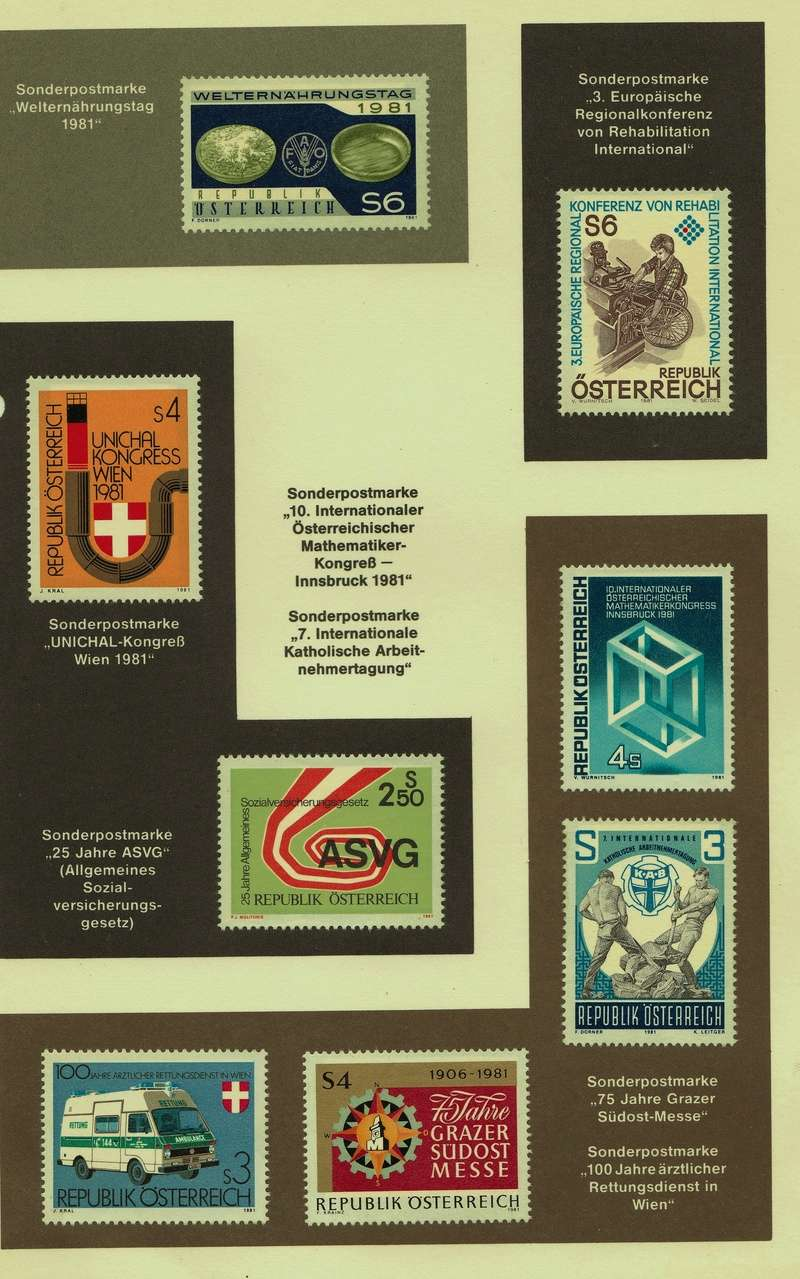"""""""Jahreszusammenstellung"""" 1971 - 1983 1981_s12"""