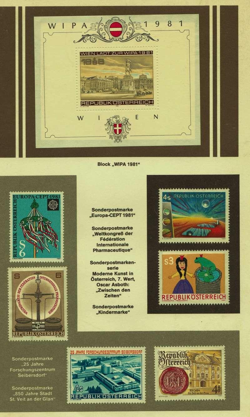 """""""Jahreszusammenstellung"""" 1971 - 1983 1981_s13"""