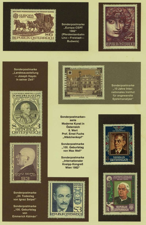 """""""Jahreszusammenstellung"""" 1971 - 1983 1982_s11"""