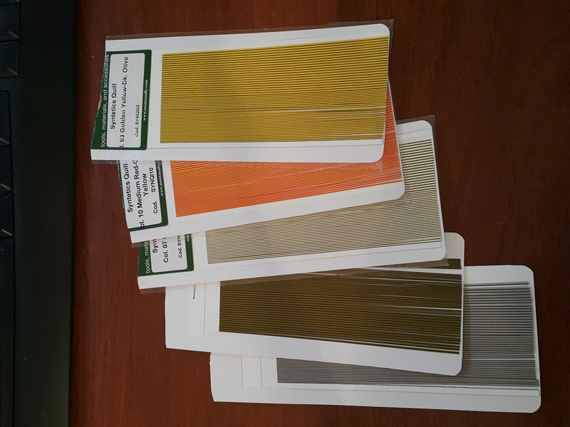 Synthetic Quill Quills11