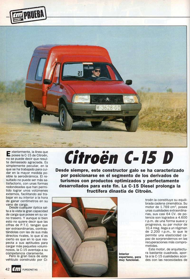 Prueba Citroën C15D Img05010