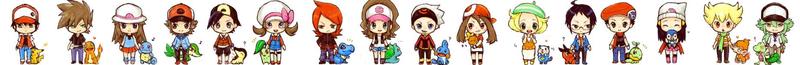 3.-Pokémon Guía - Dentro de el servidor - Chat y opciones principales. Chibi_10