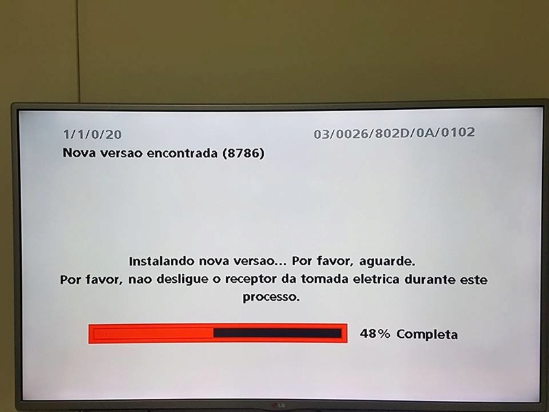 Atualizações de Software do SKY Media Center 17796710