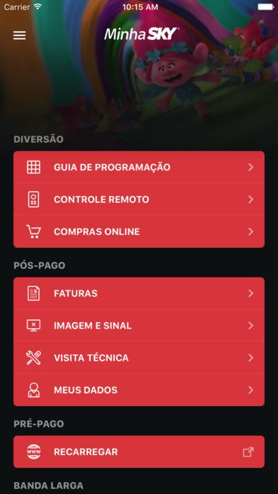 [SKYTEC] App Minha SKY Screen22