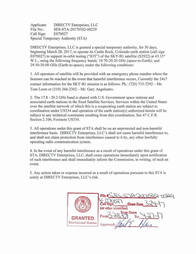 [SKYTEC] Respondendo dúvidas sobre o novo satélite da SKY Sessta18