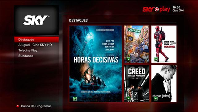 SKY Brasil prepara serviço de streaming Smc-pl10