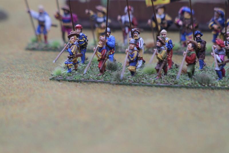 [CDA n° 8]  Lansquenets Warlord Cda210