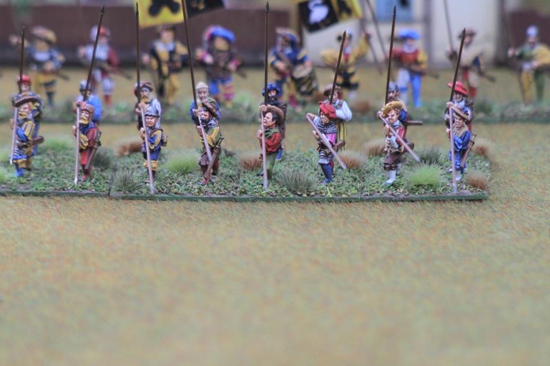[CDA n° 8]  Lansquenets Warlord Cda310