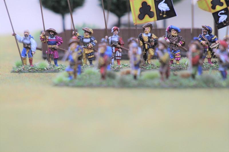 [CDA n° 8]  Lansquenets Warlord Cda410