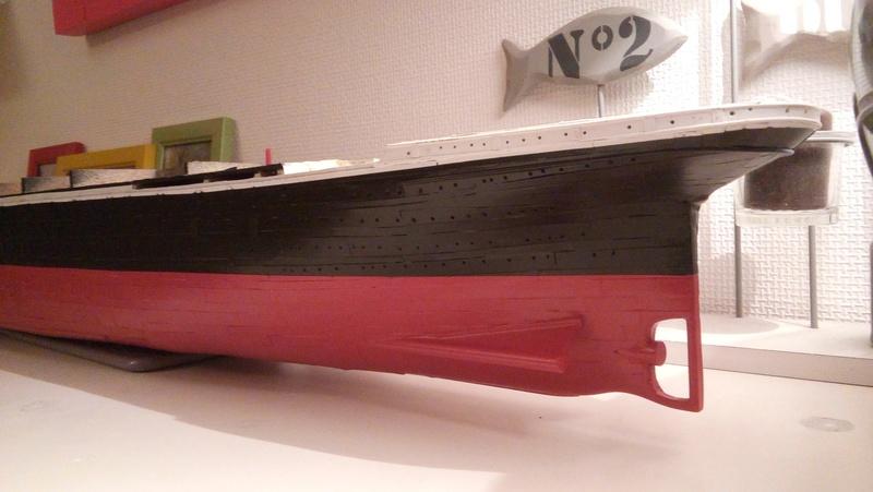 TITANIC 1/250 Amati/Hachette 17158910