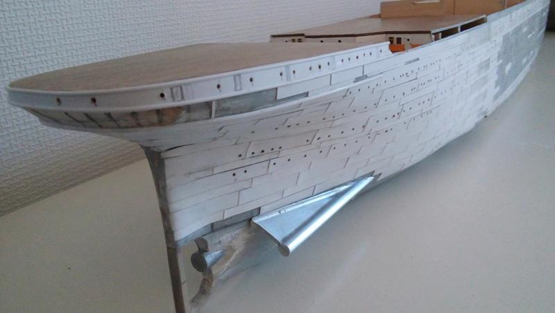 TITANIC 1/250 Amati/Hachette 511