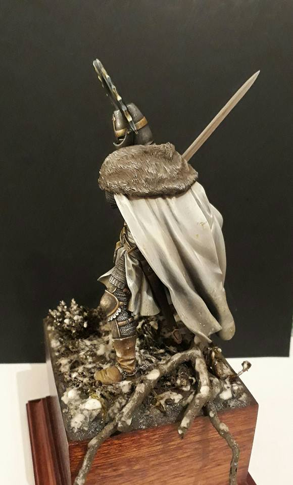 Pegaso Models - Chevalier teutonique 90 mm 17342711