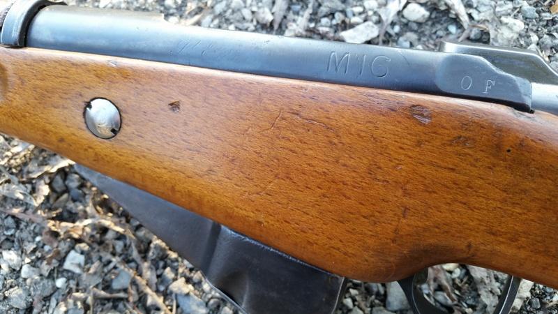 Mousqueton Berthier M16 01610