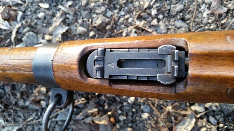 Mousqueton Berthier M16 01910
