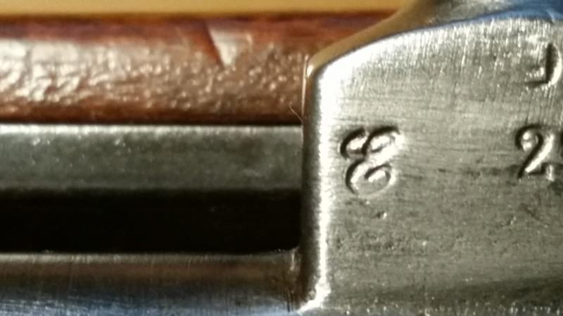 Mousqueton Berthier M16 03210