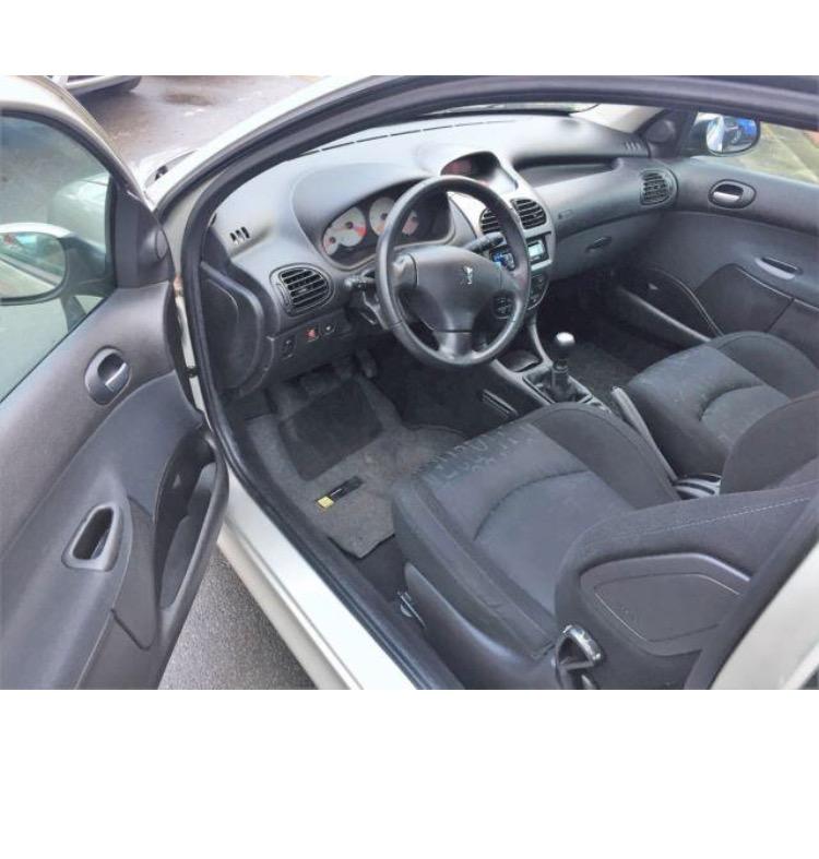 Peugeot 206 1.6 HDI 110CV 2004 Fullsi10