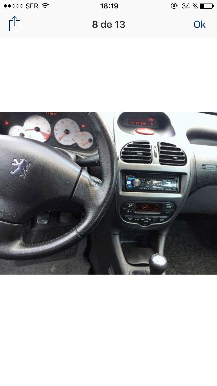 Peugeot 206 1.6 HDI 110CV 2004 Img_1212
