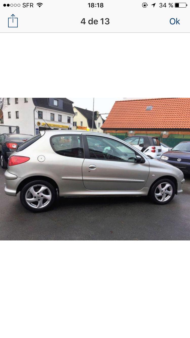 Peugeot 206 1.6 HDI 110CV 2004 Img_1213
