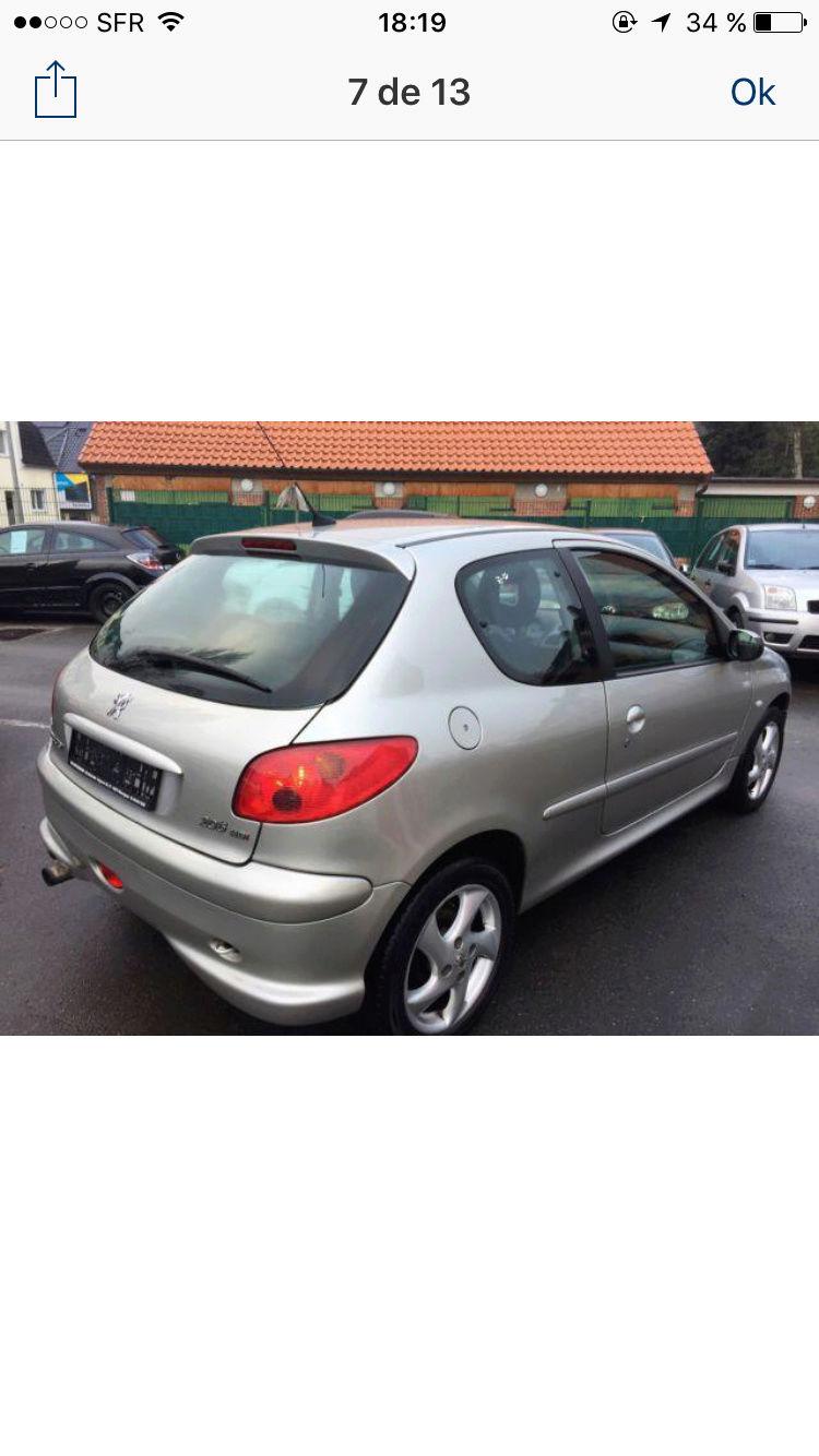 Peugeot 206 1.6 HDI 110CV 2004 Img_1215