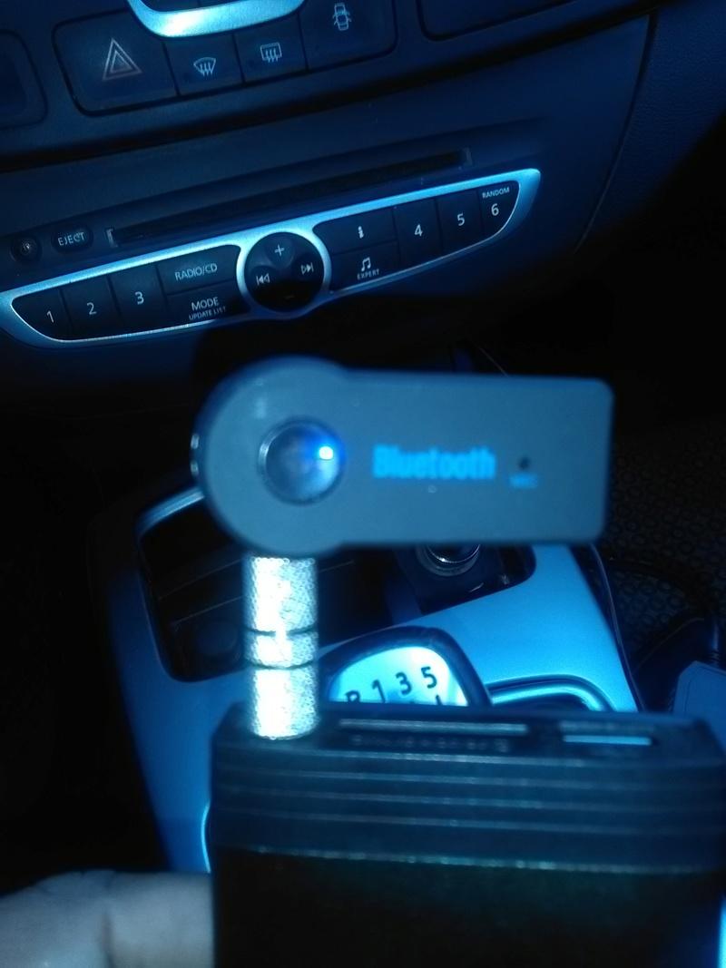 [Tuto] Rajouter prise auxiliaire et/ou USB sur l'autoradio de série Module10