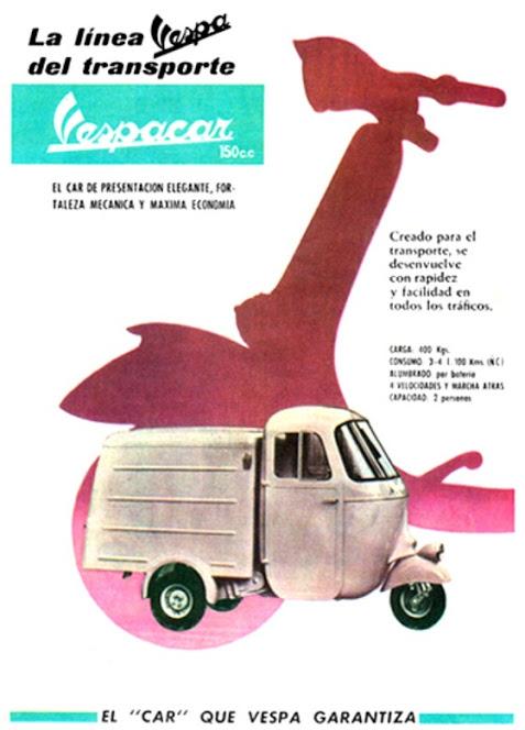 PUBLICIDAD VESPACAR 1961-v10