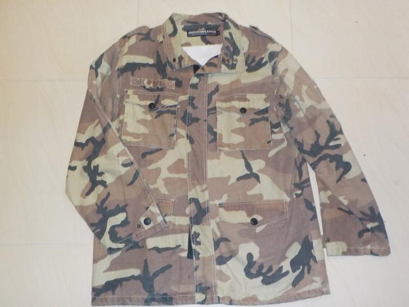 Commercial brown woodland jacket Dscn0622
