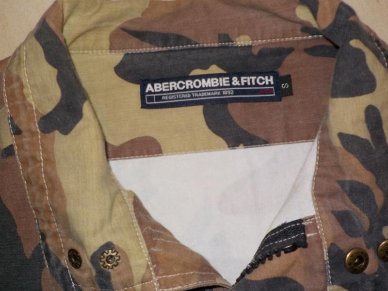 Commercial brown woodland jacket Dscn0623