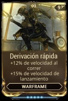 MODS DE DERIVACIÓN 6rapid11