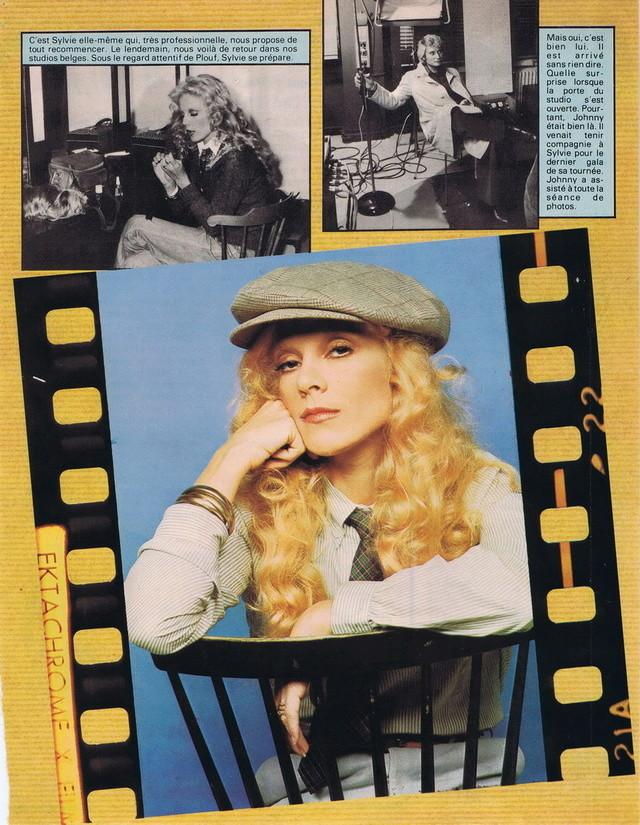 RETROSPECTIVE DE LA DISCOGRAPHIE - Page 10 19780113