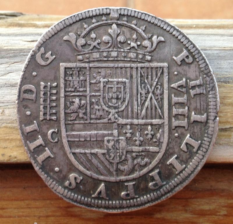 8 reales Felipe III - 1607 - Segovia Img_0710