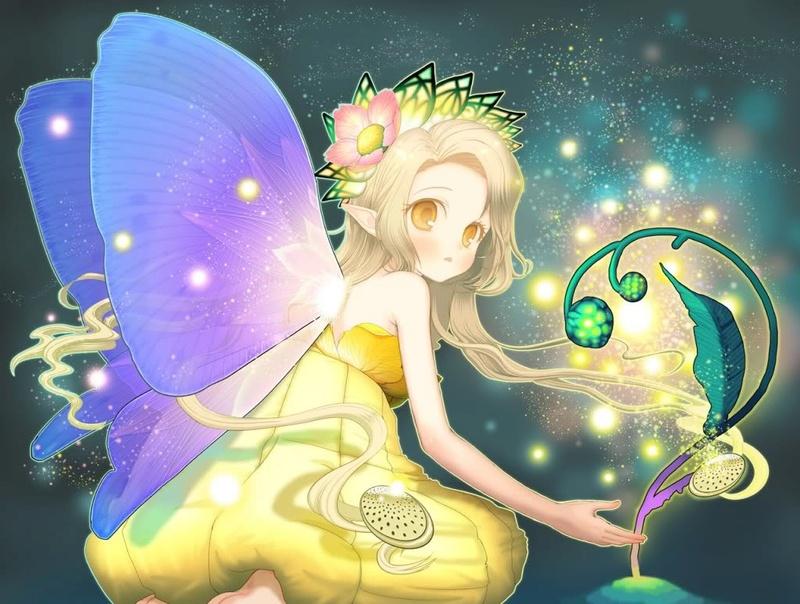 Yuzuyu; The Pixie~ Yuzu_f10