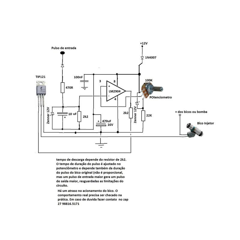 5º Bico, a evolução do sistema de Vapor de gasolina. 8a69f610