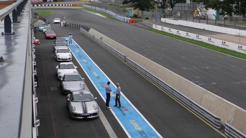 Les Porsche de l'espoir Dsc03714