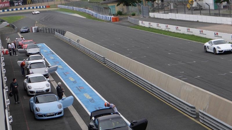 Les Porsche de l'espoir Dsc03715