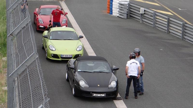Les Porsche de l'espoir Dsc03716