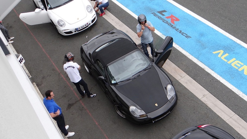 Les Porsche de l'espoir Dsc03717