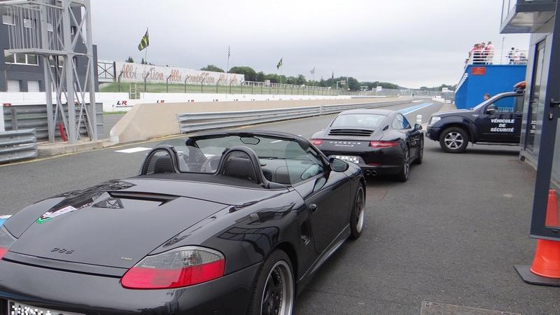 Les Porsche de l'espoir Dsc03728