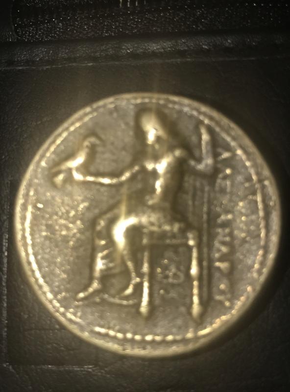 عملة اسكندر المقدوني  Img_1930