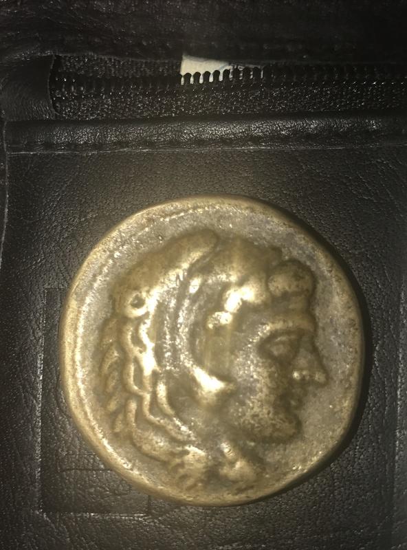 عملة اسكندر المقدوني  Img_1933