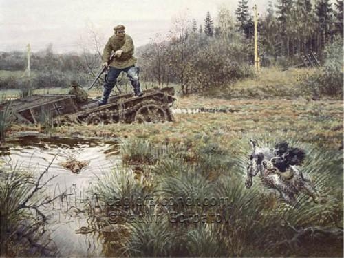 Зарисовки из жизни охотника 12941310