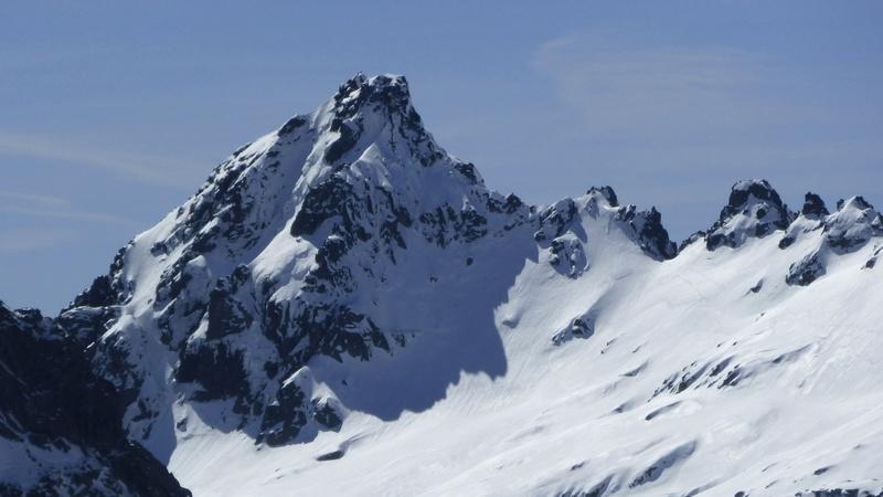 Alpinismo: sábado 11 de marzo 2017 - Ascension al pico Almanzor 89207010