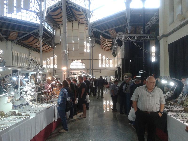 XXI Feria de Minerales y Fósiles de La Unión  20170424