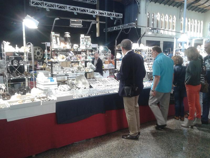 XXI Feria de Minerales y Fósiles de La Unión  20170425