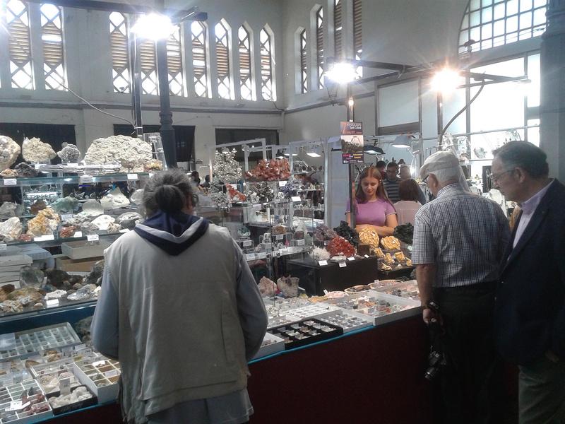 XXI Feria de Minerales y Fósiles de La Unión  20170432